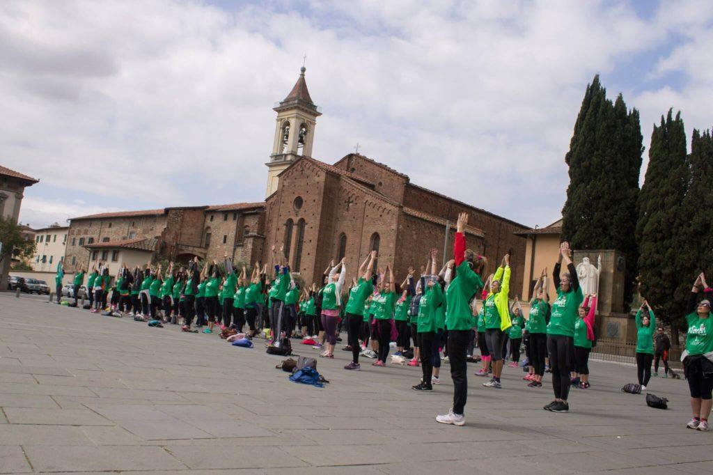Esperienze emozionali con lo streetworkout a Firenze