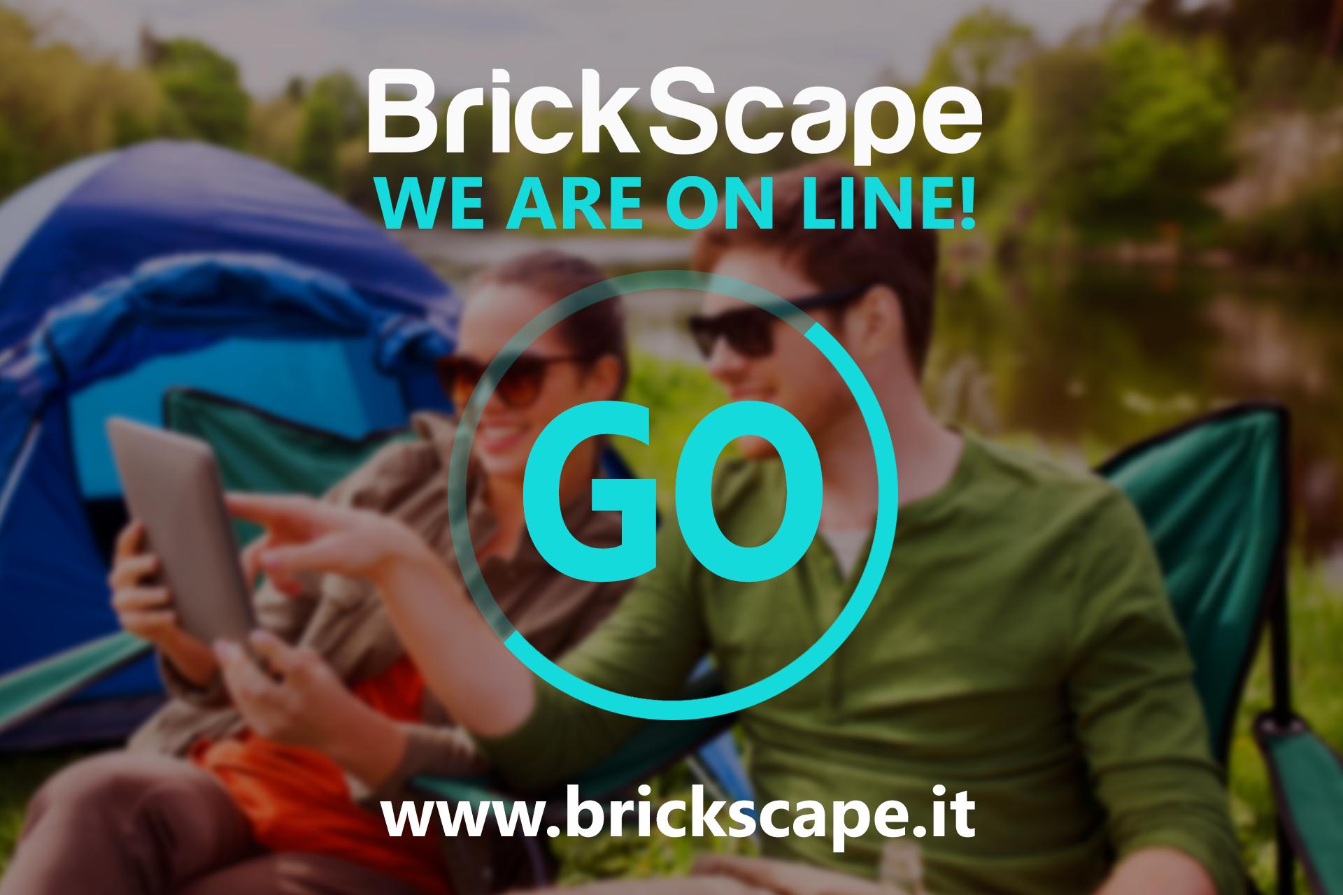Brickscape il motore di ricerca di Turismo Esperienziale che mancava