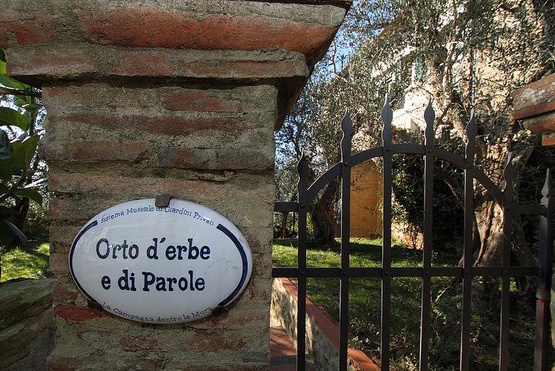 Borgo Buggiano Castello, 'Una campagna di Agrumi'