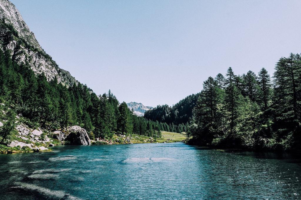 Le valli dell Ossola: dal lago di Devero al lago di Morasco