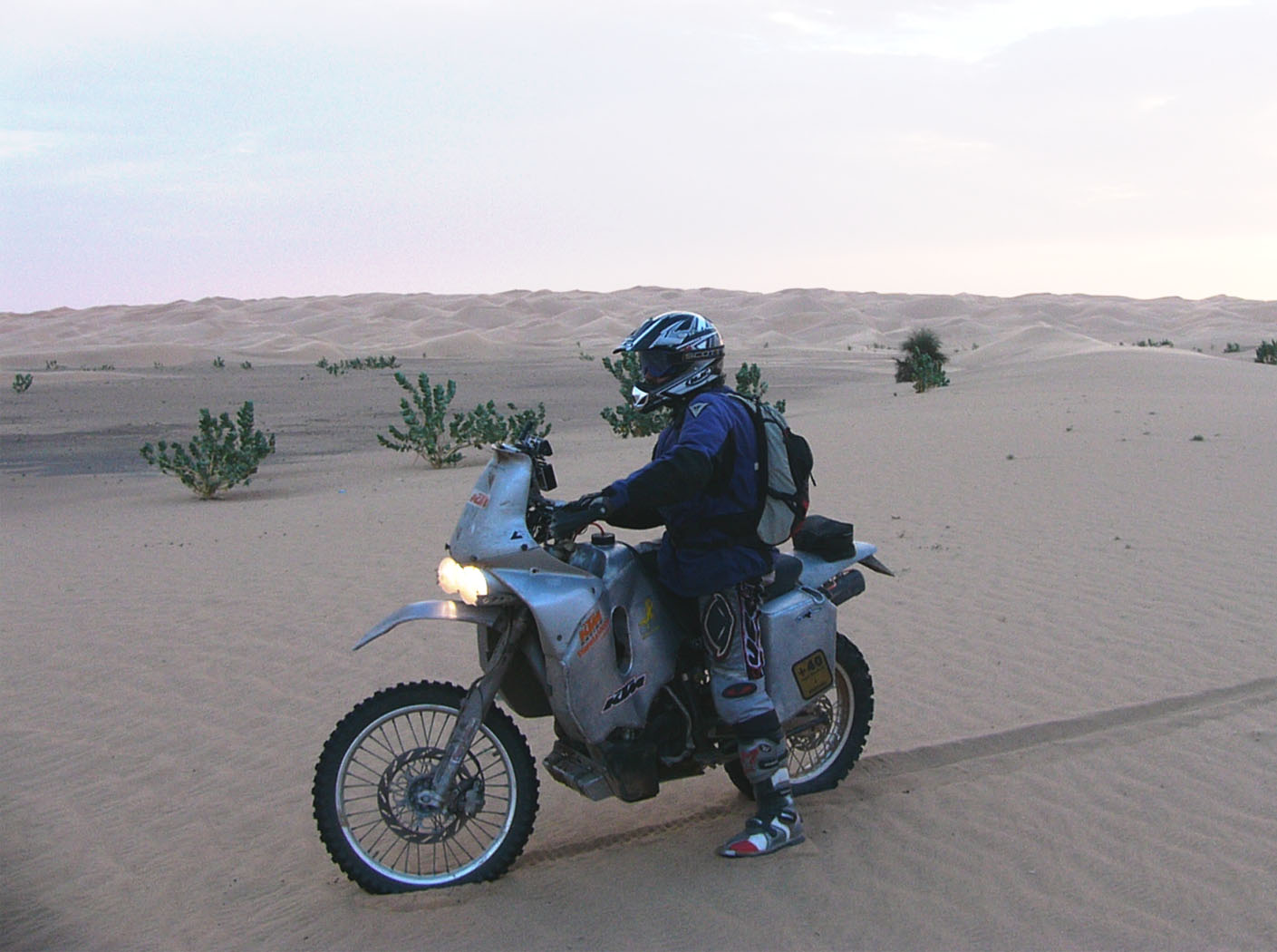 Giorgio Pagnini avventure senza fine fra Moto e Web