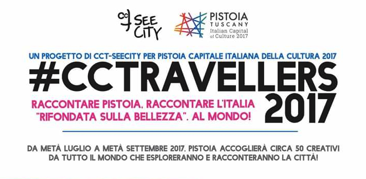 Call for Creative Curious Travellers 2017 con Brickscape e CCT-Seecity