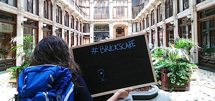 Call for Creative Curious Travellers 2017 con Brickscape e CCT-Seecity