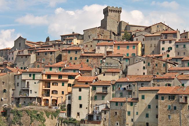 Ad Arcidosso in Toscana sulle tracce del Profeta Lazzaretti