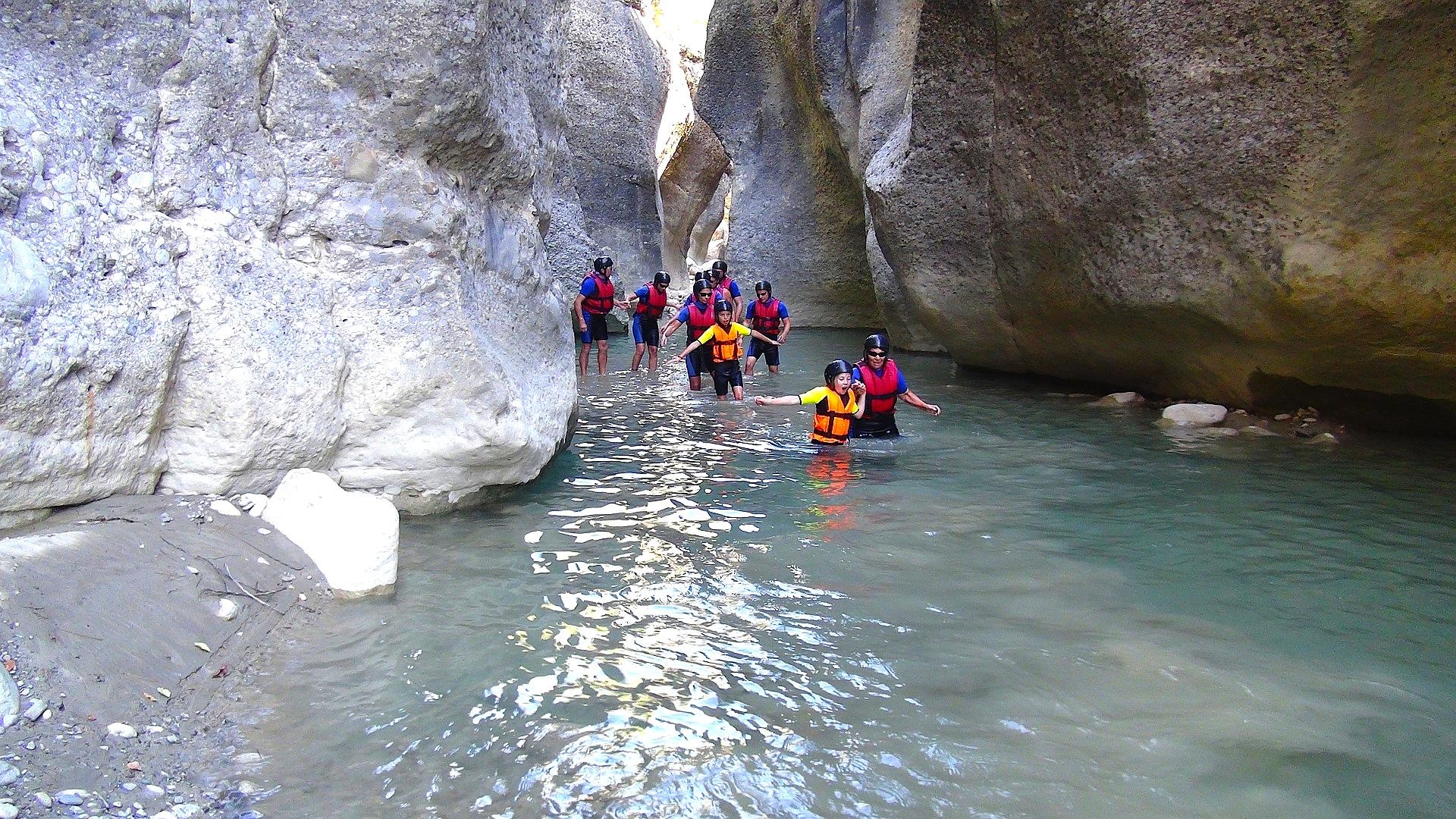 Rafting e Canoa Il Battesimo del fiume in Valle Aurina