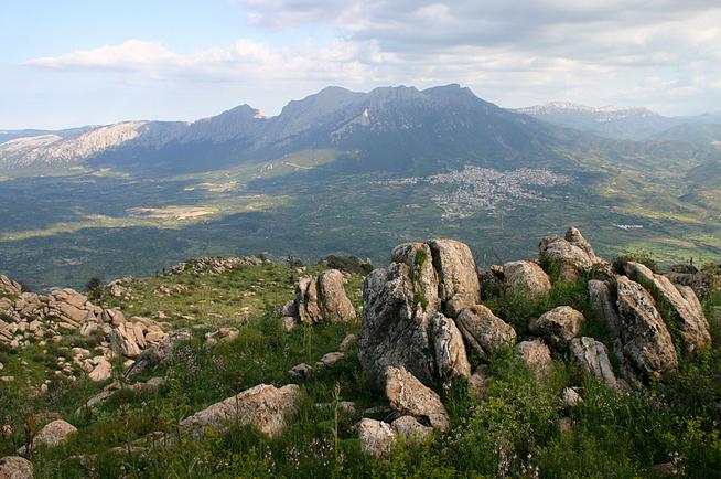 Transardinia In Bici nel cuore della Sardegna Parte 1