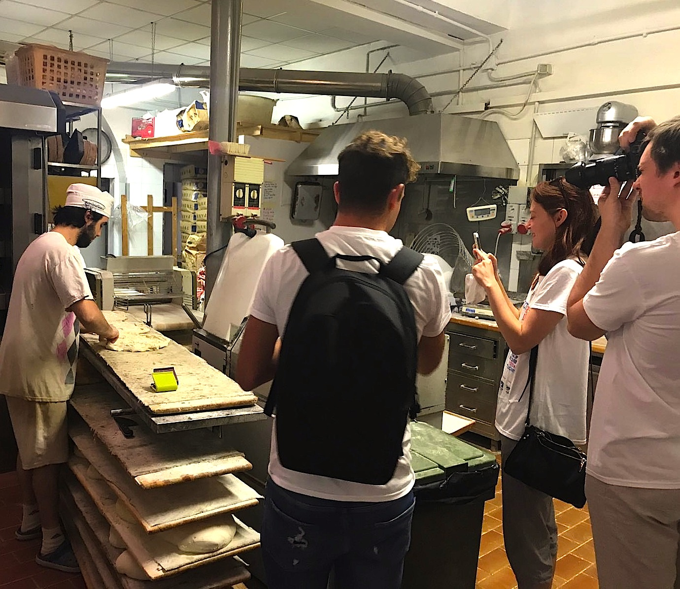 In Cucina con Jack per scoprire la cucina di Firenze