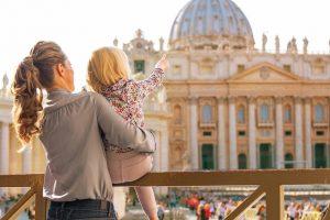 Viaggio culturale con i bambini? Turismo Esperienziale!