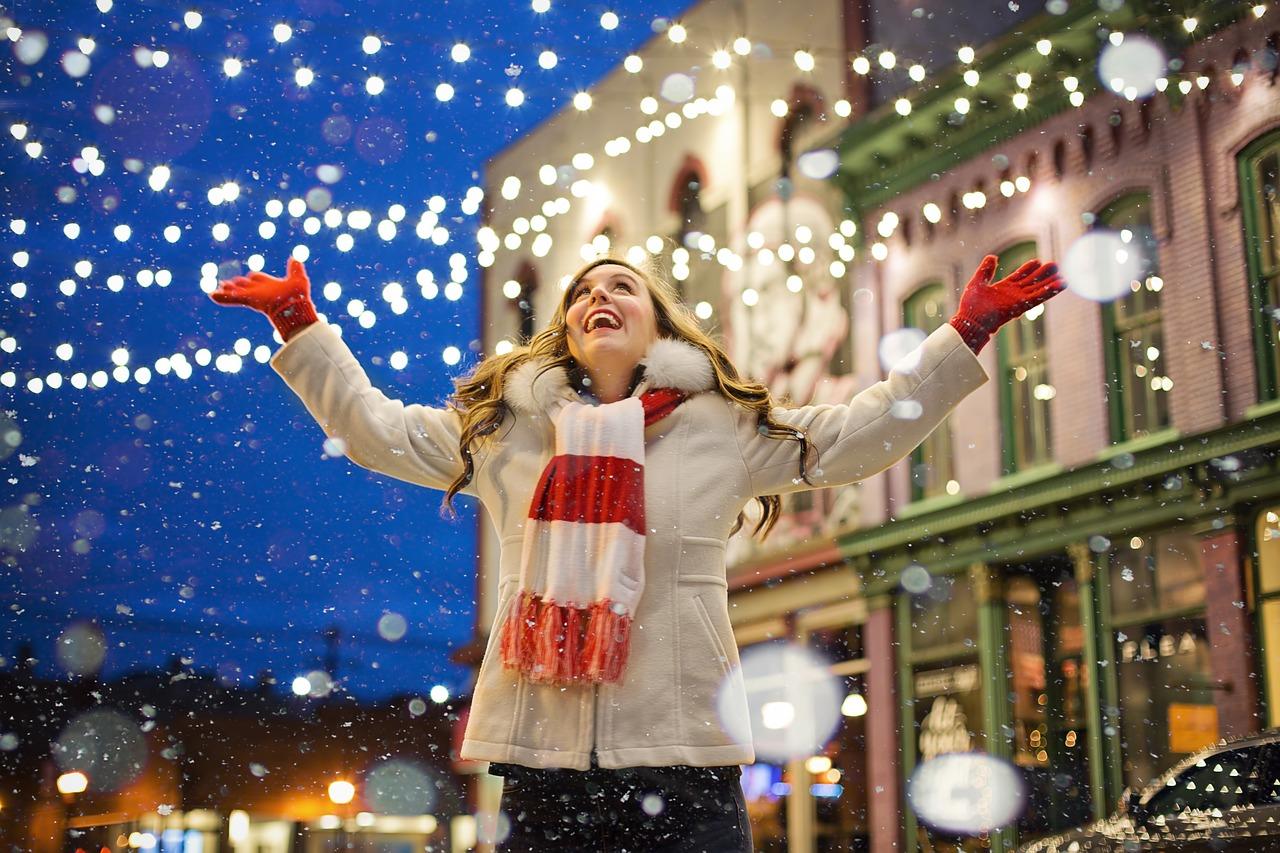 Un regalo esperienziale per Natale? Il modo migliore per essere felici!