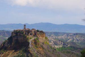 Uno dei luoghi più belli d'Italia: Civita di Bagnoregio, il borgo che muore