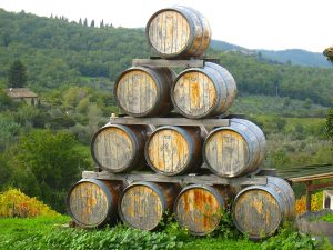 Tour Italy in a glass of wine! Get on board with BrickScape!