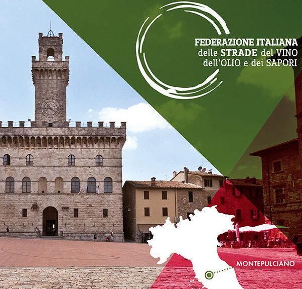 A Montepulciano: Strade del Vino, dell'Olio e dei Sapori d'Italia