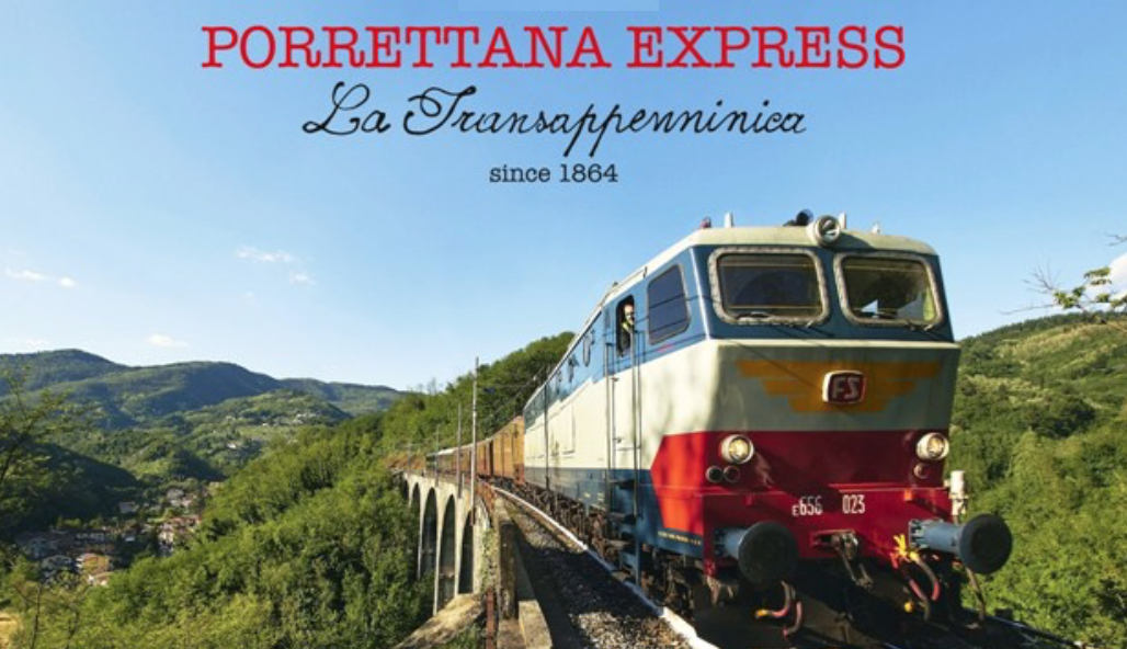Tutti in carrozza: Brickscape vi porta sulla Porrettana Express!