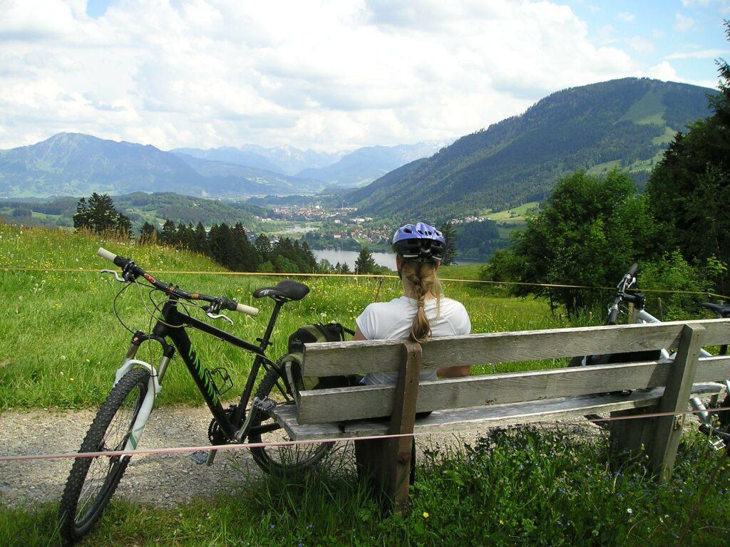 Tour in bici nel Nord Italia
