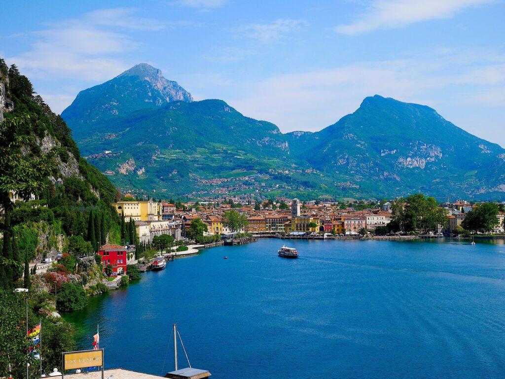 Ciclovia sul Lago di Garda