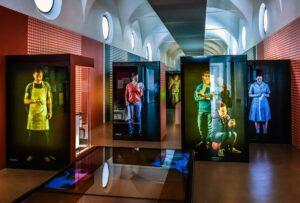 I musei virtuali, interattivi e contemponanei