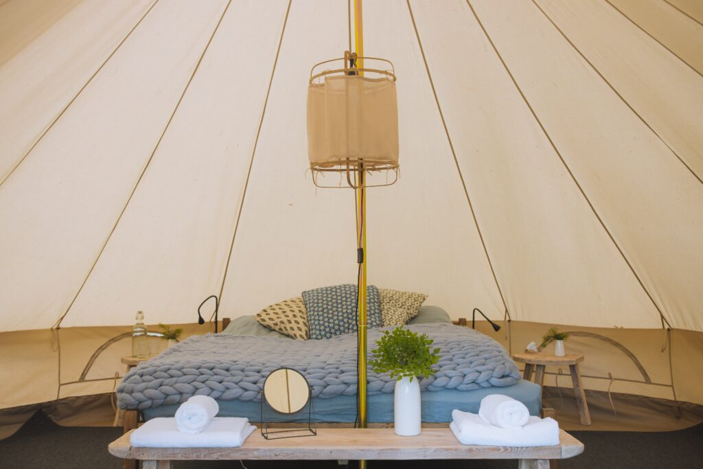 Glamping, un campeggio molto glamour!