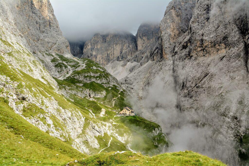 Rifugio in Valle d'Aosta