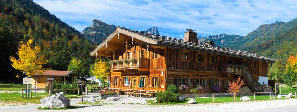 Esempio di un moderno e attrezzato rifugio in Valle d'Aosta