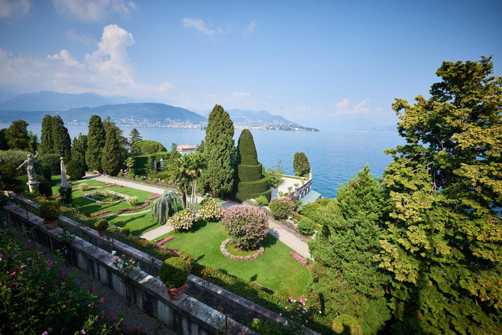 Isola Bella sul lago Maggiore