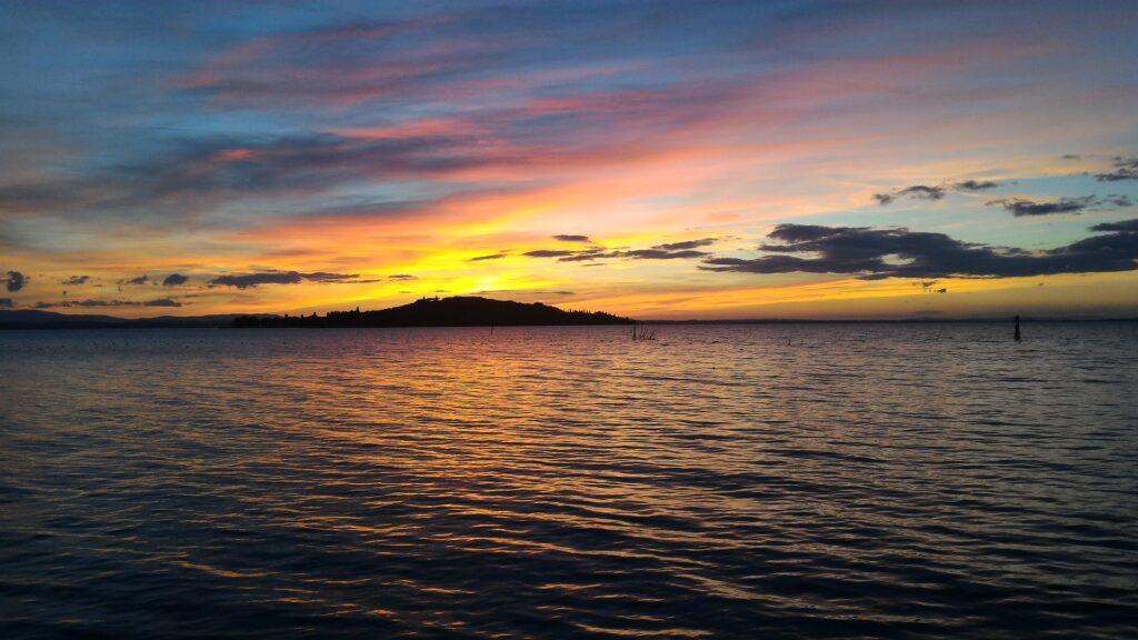 Lago Trasimeno e le isole