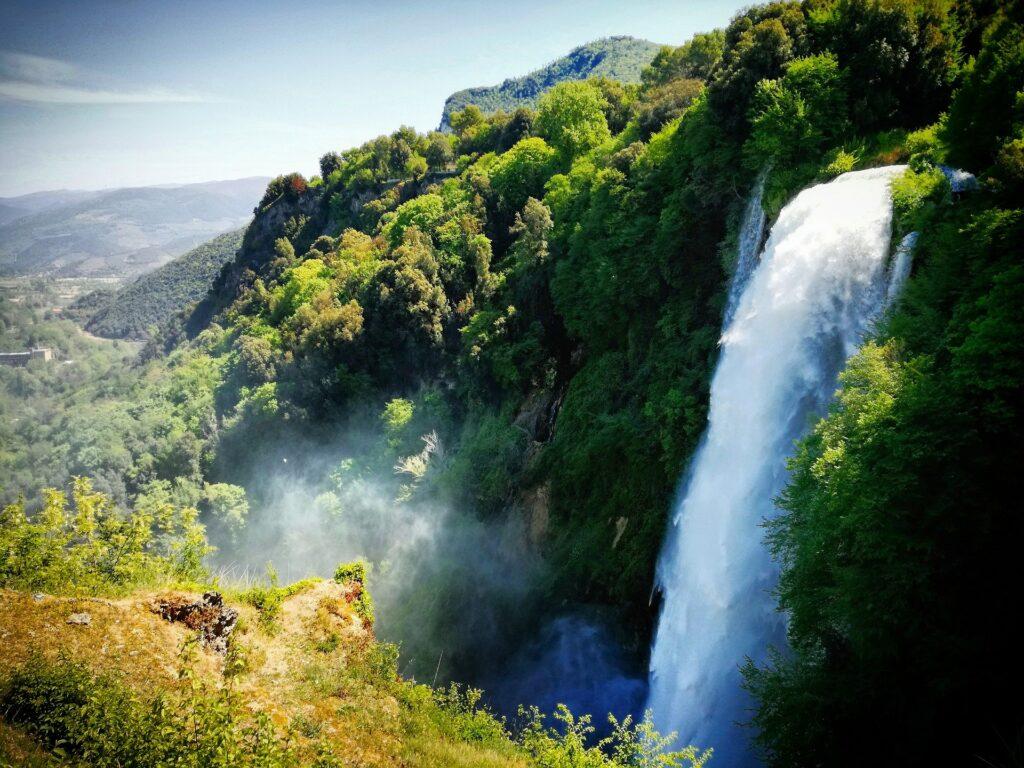 Cascate delle Marmore e percorsi trekking
