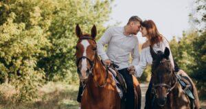 Passeggiate a cavallo romantiche da fare nel centro italia