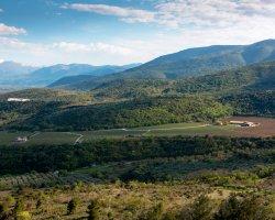 Escursione in Abruzzo con passeggiata a cavallo in montagna e degustazione di vini