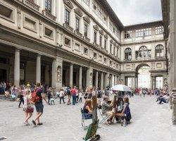 Tour degli Uffizi a Firenze con biglietto salta fila