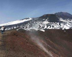 Etna Tour a quota 2700 m da Catania