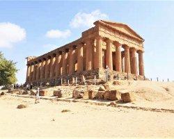 Tour di Agrigento e  Scala dei Turchi da Palermo