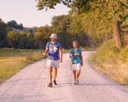 Trekking organizzato sul Monte Cetona in Toscana