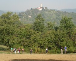 Trekking a piedi o mtb trekking tra Langhe e Monferrato
