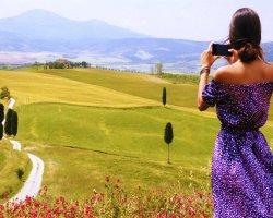 Visita i set cinematografici tra Valdichiana e Val d'Orcia