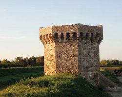 Cicloturismo tra archeologia e natura da Chiusi a Montepulciano