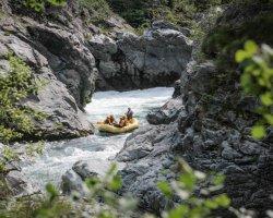 Rafting per tutti in Valsesia in Piemonte