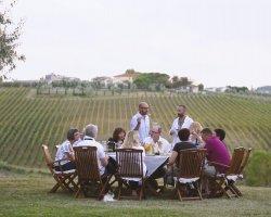 Degustazione vini biodinamici nella terra di Leonardo da Vinci