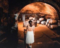 Visita alle cantine storiche con degustazione di vino