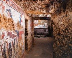 Tour delle meraviglie etrusche nella Valdichiana senese