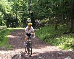 Trekking in bici per i sentieri della Valsesia in Piemonte