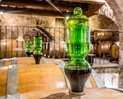 Degustazione di vini e visita delle cantine di Montepulciano