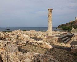 Tour culturale in Sardegna alla scoperta del sito archeologico di Nora