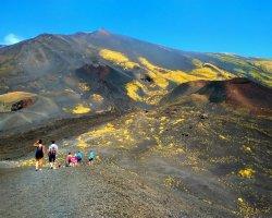 Escursione guidata sull'Etna da Palermo