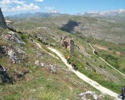 Vacanza sportiva nei Parchi Nazionali dell'Abruzzo in 4 giorni