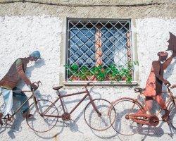Tour di San Sperate e visita guidata alle pietre sonanti