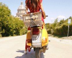 Vespa tour in Toscana da Montepulciano a Pienza