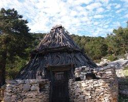 Escursione nella natura della Sardegna dell'est e cena in un autentico Cuile