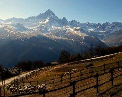 Vacanze in montagna nell'alta Valle Orco in Piemonte