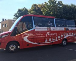 Valdichiana Gran Tour con Bus Sightseeing