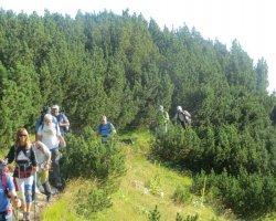 Trekking in Valle dell'Alterno in Abruzzo